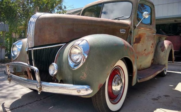 As Is Alternative 1941 Ford Pickup