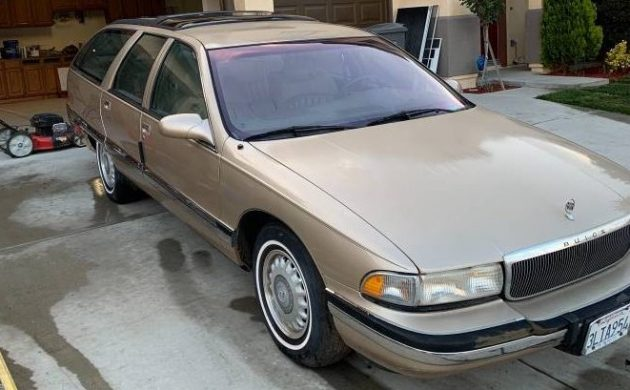 1995 buick roadmaster with just 8 000 miles 1995 buick roadmaster with just 8 000
