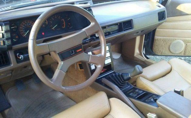 1984 Dodge Conquest Turbo