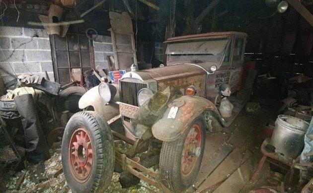 1928 Packard 645 Tow Truck