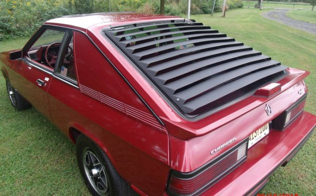 1987 Dodge Charger