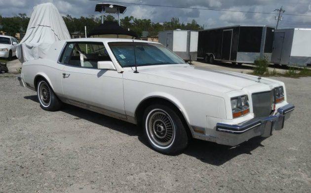 1984 Buick Riviera T-Type