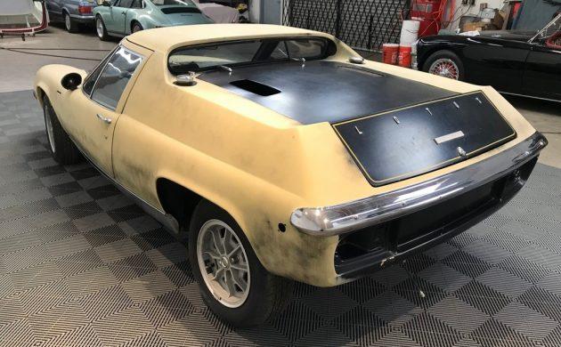 1973 Lotus Europa John Player Special