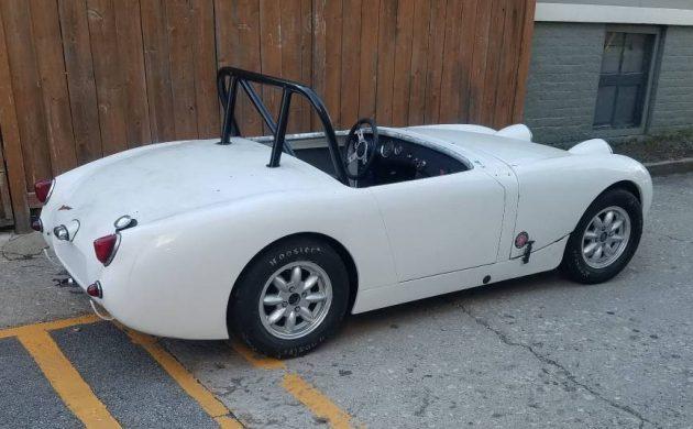 Road or Track: 1960 Austin-Healey Bugeye Sprite