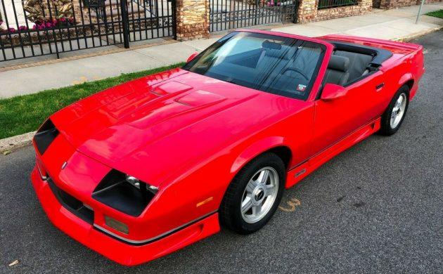 no reserve 1991 chevrolet camaro z28 convertible 1991 chevrolet camaro z28 convertible