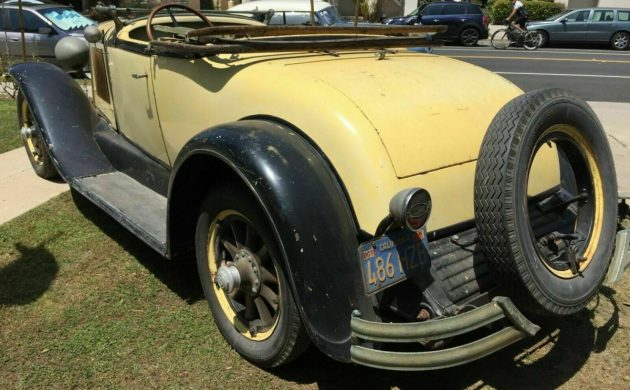 1930 Buick Series 40 Roadster