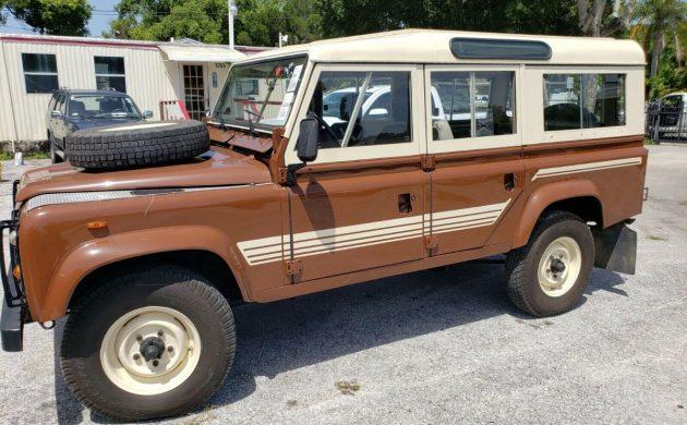 1984 Land Rover Defender