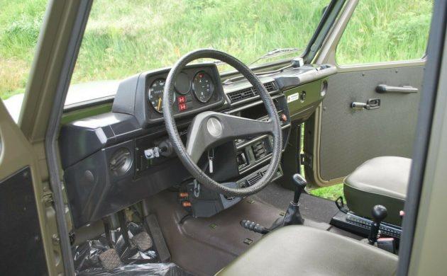 1993 Mercedes G Pickup