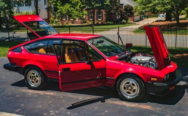 1985 Alfa Romeo Callaway GTV6