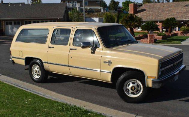 1983 Chevrolet Suburban