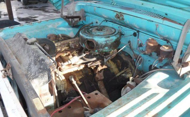 1966 Dodge D100