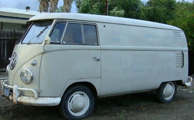 1959 Volkswagen Panel