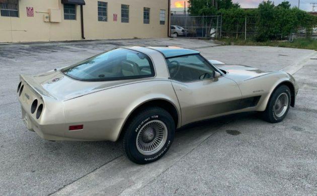 No Reserve Collectors Edition 1982 Chevrolet Corvette