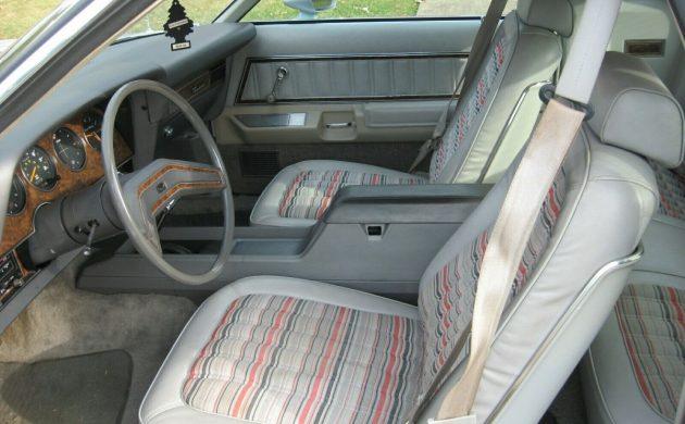 Bucket Seat Survivor 1979 Ford Thunderbird