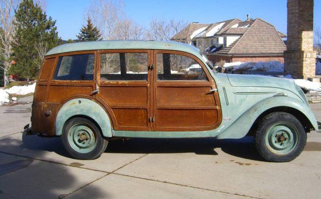 1948 Peugeot 202 Woodie Wagon