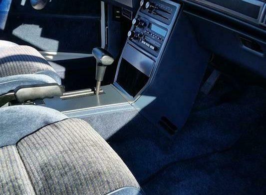 1988 Chevrolet Cavalier Z24