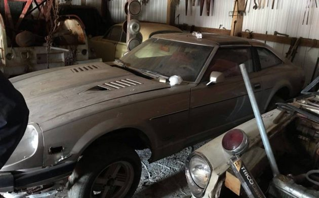 Eclectic Collection: Barn Finds in Baltimore