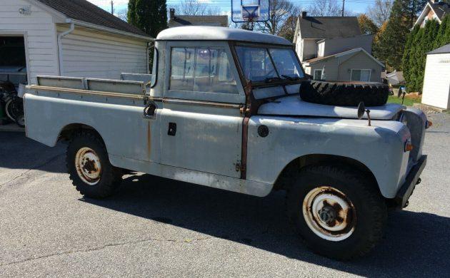 1961 Land Rover Pickup