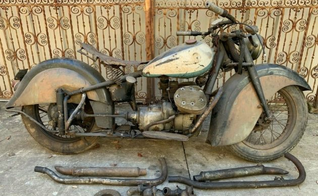 Indian For Sale Barn Finds