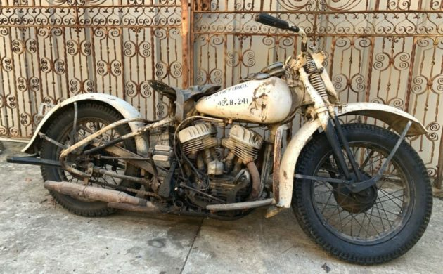 Harley Davidson Project For Sale Barn Finds