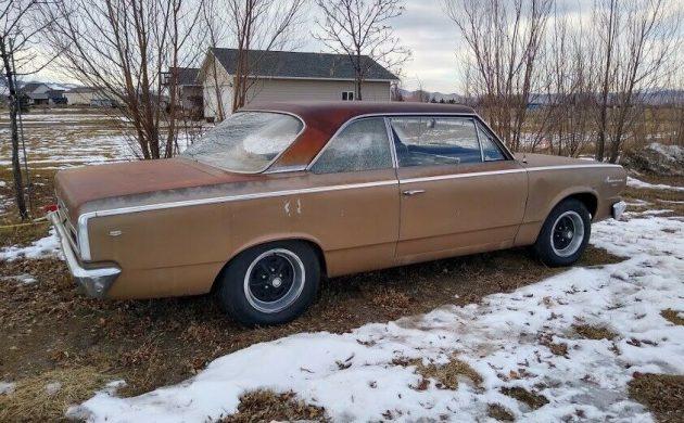 1966 AMC American 440