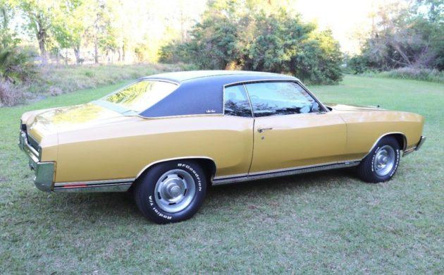 Rare Big Block 1971 Chevrolet Monte Carlo Ss 454