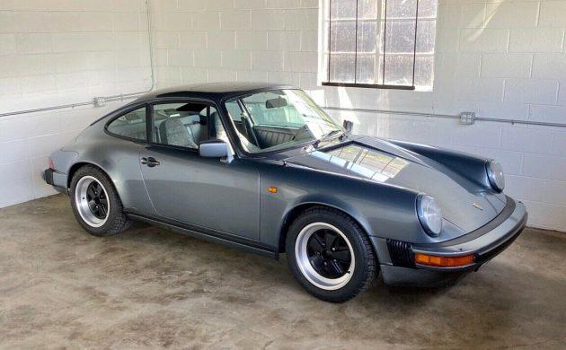 Rest Of The World Model 1983 Porsche 911 Sc
