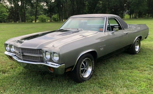 Chevrolet El Camino For Sale Barn Finds
