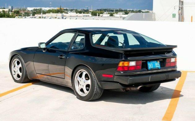 Rapid Survivor 1986 Porsche 944 Turbo