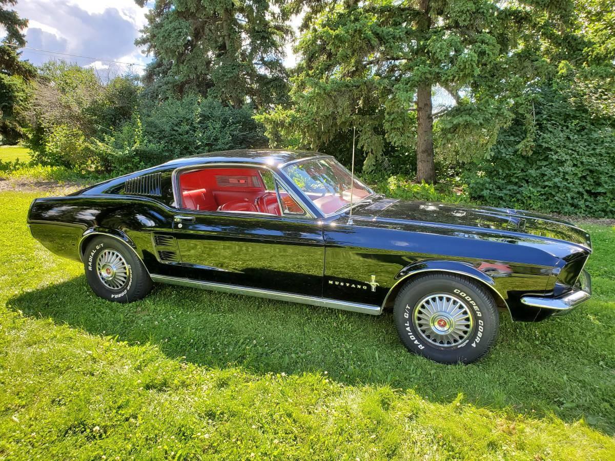 Unrestored S-Code: 1967 Mustang Fastback