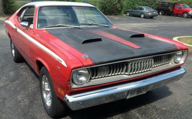 1971 Plymouth Duster Twister 340 4 Speed