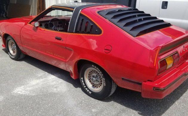1978 Mustang King Cobra Hp