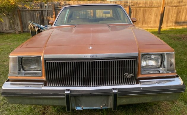no reserve barn find 1978 buick regal turbo coupe 1978 buick regal turbo coupe