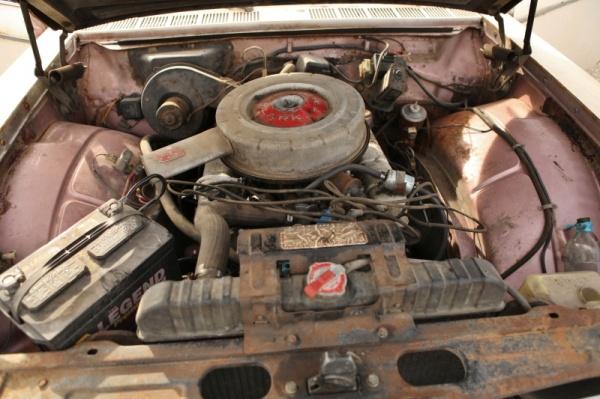 barn-bird-1963-buick-skylark-engine